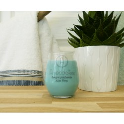 Bougie parfumée Aloe vera